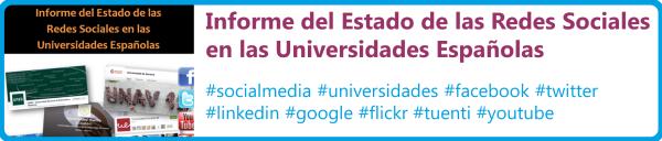 001_Estado Redes Sociales Universidades Españolas