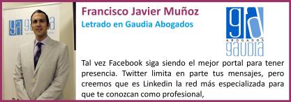 Francisco Muñoz_Gaudia Abogados